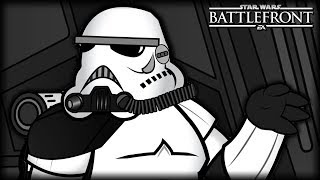I'd Like to Join the Rebel Alliance - Star Wars Battlefront Animated