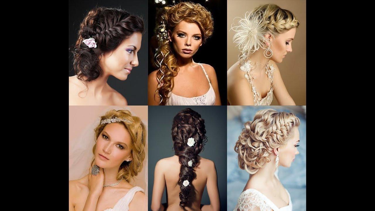 Плетение кос и свадебные прически