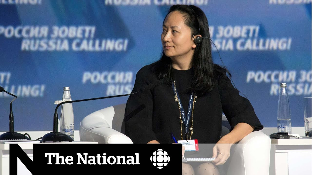 Fallout from the Canadian arrest of a Chinese executive