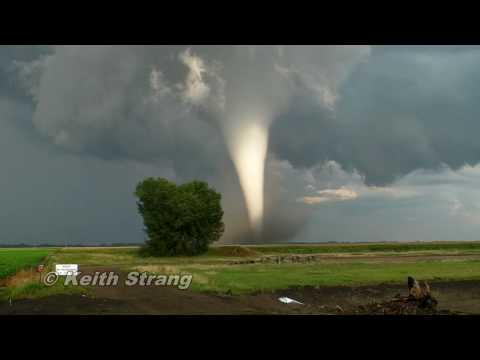 Amazing Wilkin County Tornado!  8.7.10