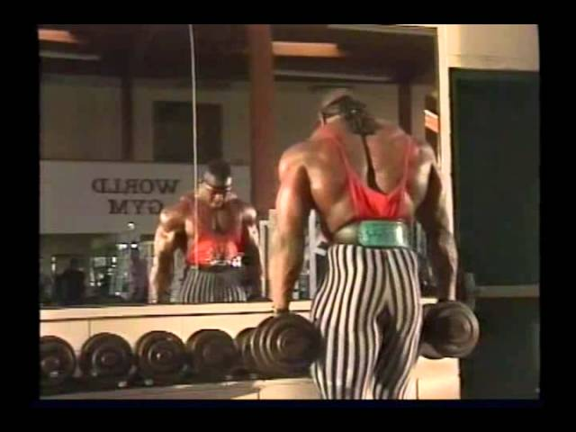Joe Weider's Bodybuilding Training System Tape 9 - Advanced Training- The Weider Principles