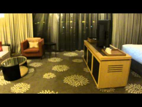 Marina Bay Sands Hotel Singapore Horizon Room Tour