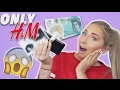 Download FULL FACE Using ONLY H&M Makeup?! Cheap Products TESTED!!