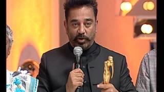 Mirchi music awards - Kamal hassan