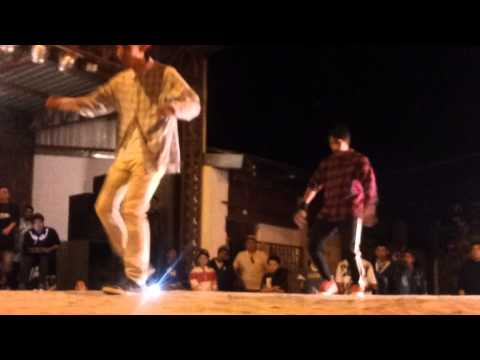 Beat Dance 2013 / Top 32 / Raper vs Remix