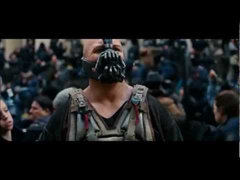 The Dark Knight Rises- Batman VS Bane Second Fight