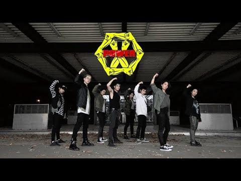 開始Youtube練舞:[EAST2WEST] EXO(엑소) - Power Dance Cover-EXO | Dance Mirror