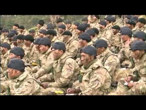 Gurkha Company Intake 2012 Training Video!!!!