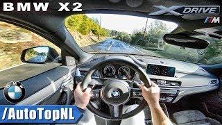 2018 BMW X2 M Sport X POV Test Drive by AutoTopNL
