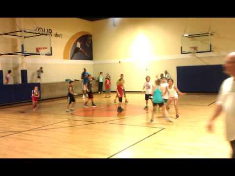 Harlem Globe Trotter Camp San Diego 11
