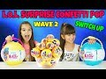 GIANT LOL SURPRISE CONFETTI POP WAVE 2 SWITCH UP CHALLENGE mp3