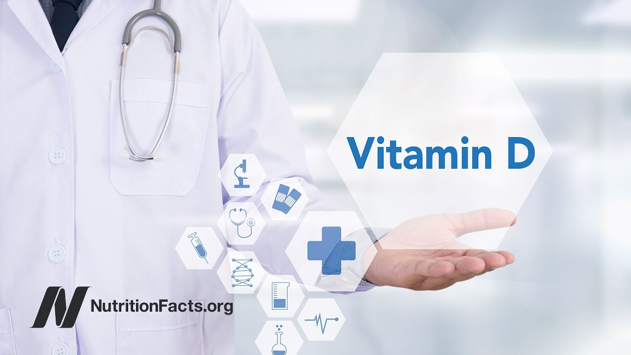 Vitamin D Recommendations Changed