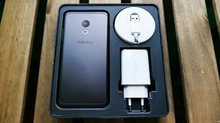 Распаковка и первое впечатление Meizu Pro 6
