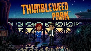 Thimbleweed Park ? Game Movie (All Cutscenes / Story Walkthrough) 1080p HD