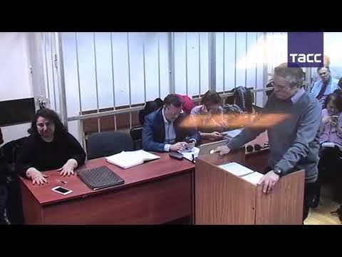 Последнее слово Улюкаева в суде