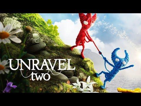 UNRAVEL 2 Full Gameplay Walkthrough 1080p HD