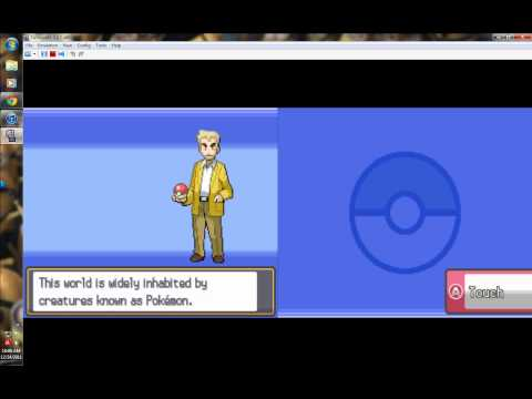 Pokemon Soul Silver 100% English + No Freezes + Anti-Piracy Patch made by Rudolph!