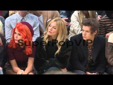 Paloma Faith, Sienna Miller, Harry Styles, Suki Waterhous...