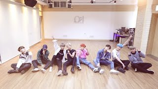 [ATEEZ - WAVE] dance practice mirrored