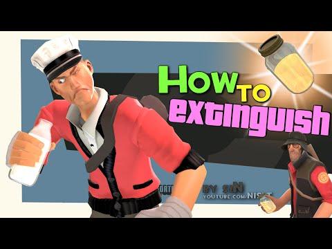 TF2: How to extinguish [FUN]
