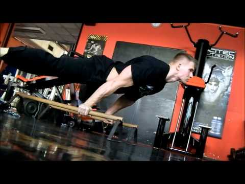 HEAVYWEIGHT HARD CALISTHENICS MOTIVATION 2014