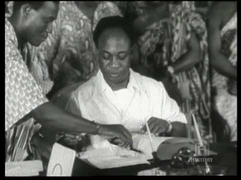 The World Before Us - Dr Kwame Nkrumah (History Channel)