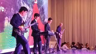 Ban nhạc Hòa tấu tại nhà hàng ADORA LUXURY 198 Hoàng Văn Thụ.Q.PN ( T4-18.07.2018 )