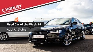 Used Car of the Week #14 | Chorley Group
