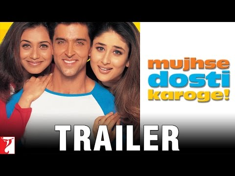 Mujhse Dosti Karoge - Theatrical Trailer video