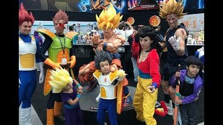 DRAGON BALL IS EVERYWHERE + NYCC HAUL!!! - New York Comic Con Vlog Saturday