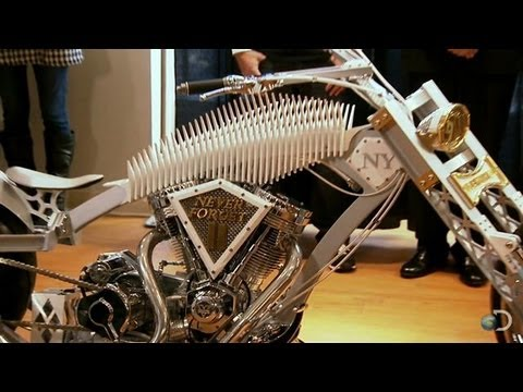 PJD's Final Unveil | American Chopper