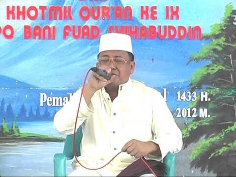 Kh Muamar  Za - Qiro Full Pemalang 2012 video