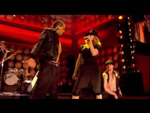 Madonna - La Isla Bonita & Hung Up (live At Live Earth) video