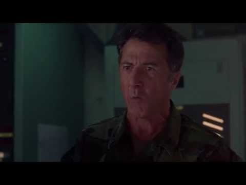 Dustin Hoffman - Outbreak of anger