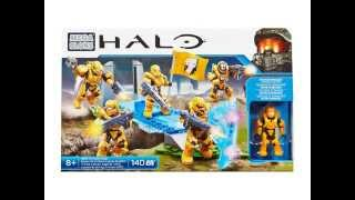 Eagle  2015 Halo Mega Bloks UNSC Fireteam Eagle Set 97453