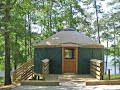 High Falls State Park Yurt: Jackson, GA