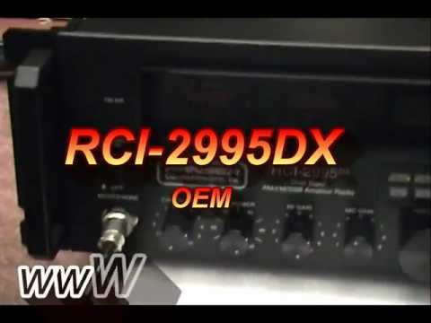 Ranger RCI-2995DX OEM Radio Report