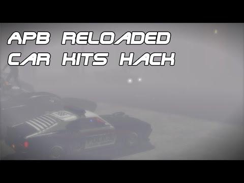 Хакаем обвесы в APB Reloaded.