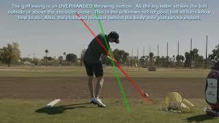 Golf's biggest secret of the bombers
