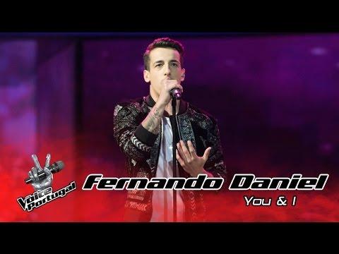 Fernando Daniel - You & I (John Legend) | Gala | The Voice Portugal