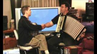 Silver Threads Among The Gold - Accordion Duet