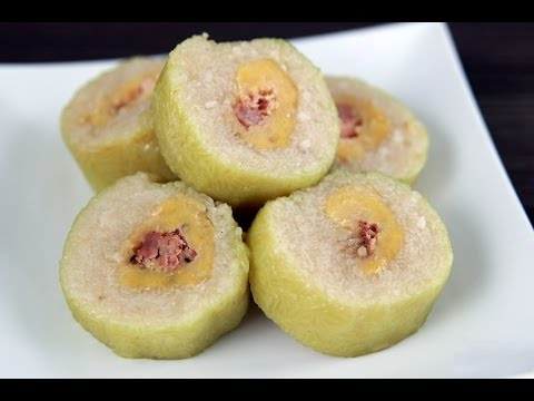 Bánh Tét - Vietnamese Cylindrical Sticky Rice Cake
