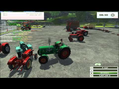 farming simulator 2013 mod spotlight of the farming classics mod pack