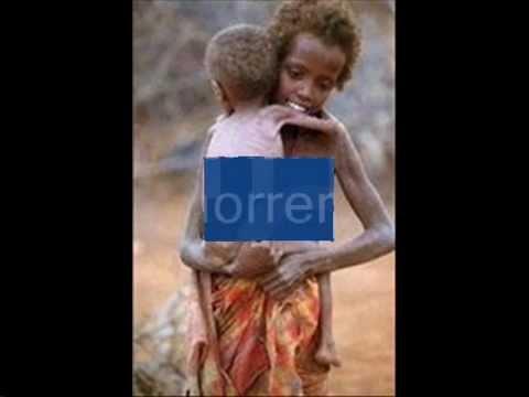Crianças da Africa-Fome