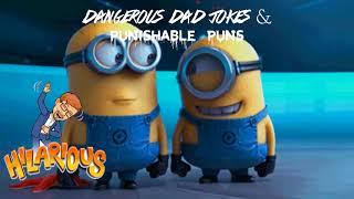 Dangerous Dad Jokes 01