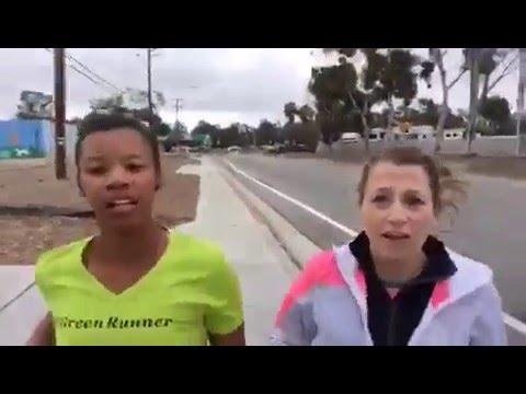 Ready To Race 003: Megan Johnston Gets Ready to Race 2016 OC Marathon