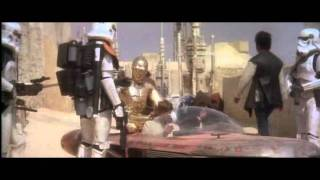 Star Wars Episode IV - A New Hope (1977) - Obi Wan - Mos Eisley - These are not the droids