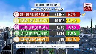 Polling Division - Rambukkana