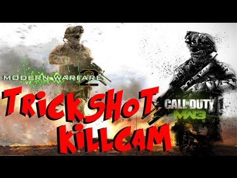 Trickshot Killcam # 446 | MW3 VS MW2 KILLCAM | Freestyle Replay