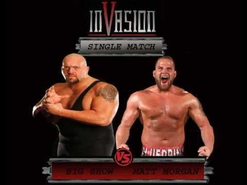 wwe vs tna invasion 2009 rosters Video